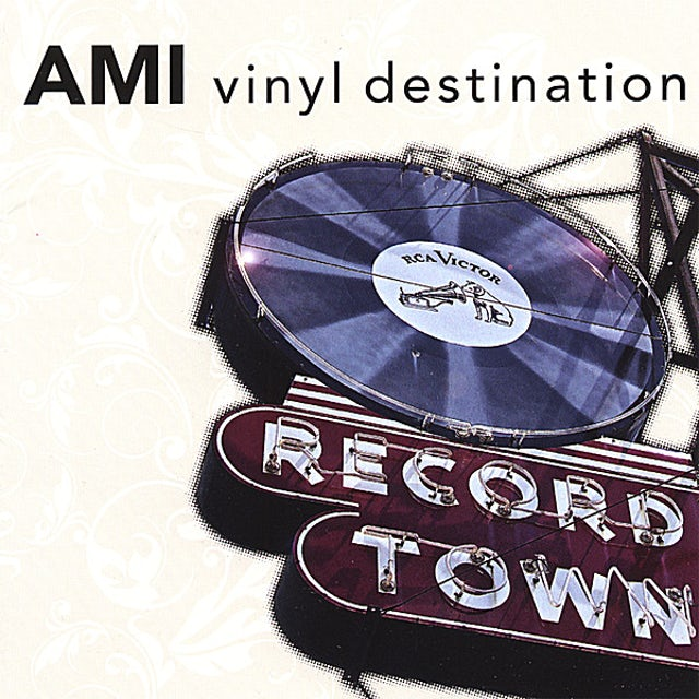 AMI VINYL DESTINATION CD
