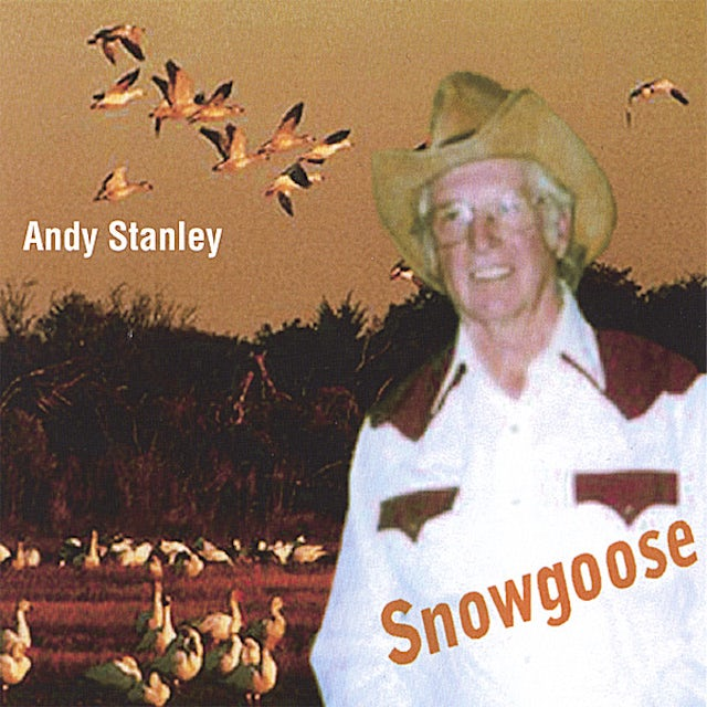 Andy Stanley SNOWGOOSE CD