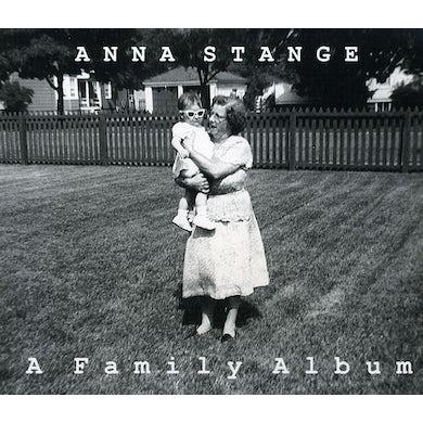 Anna Stange FAMILY ALBUM CD