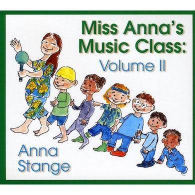 Anna Stange MISS ANNAS MUSIC CLASS 2 CD