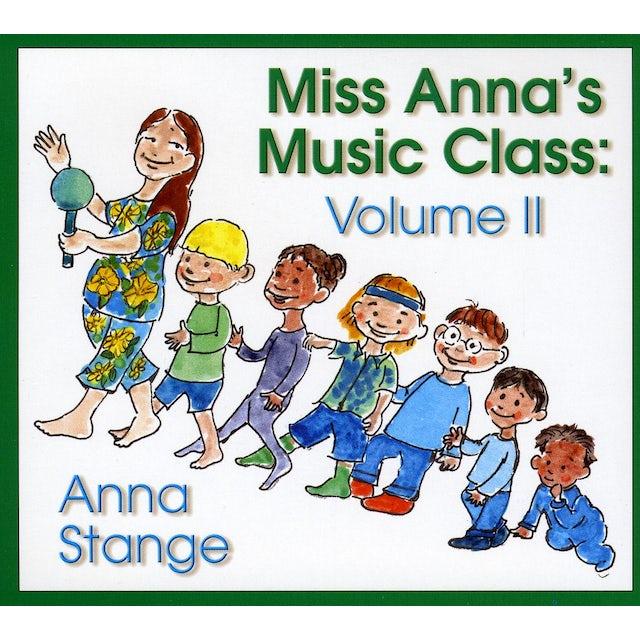 Anna Stange
