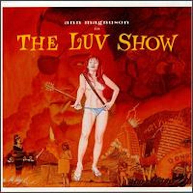 Ann Magnuson LUV SHOW CD