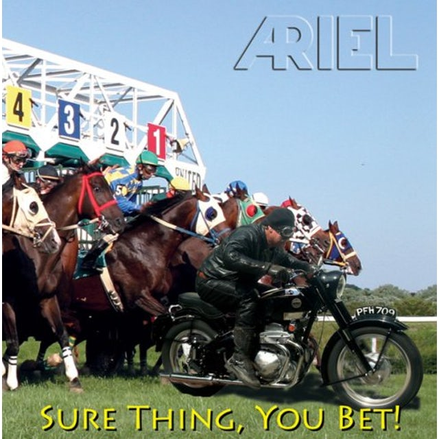 Ariel SURE THING YOU BET! CD