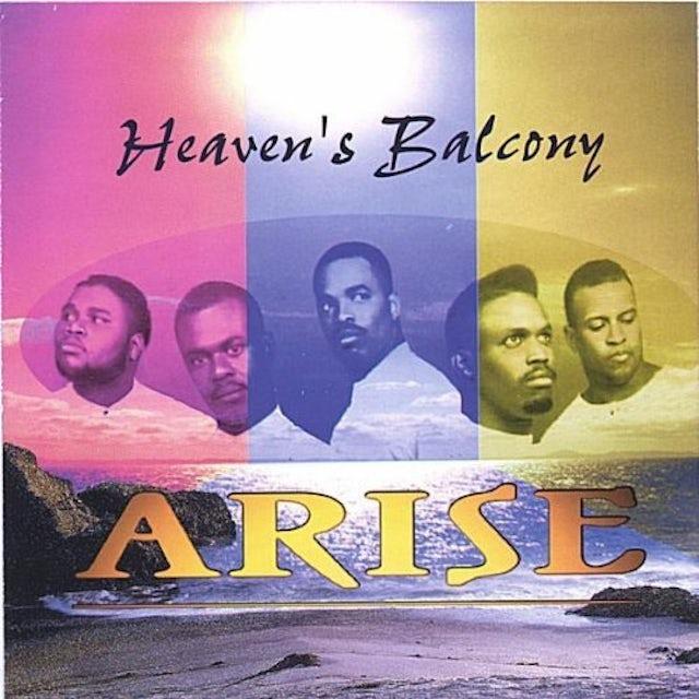 Arise HEAVENS BALCONY CD