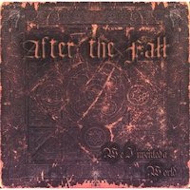 After The Fall WE INVENTED A WORLD CD