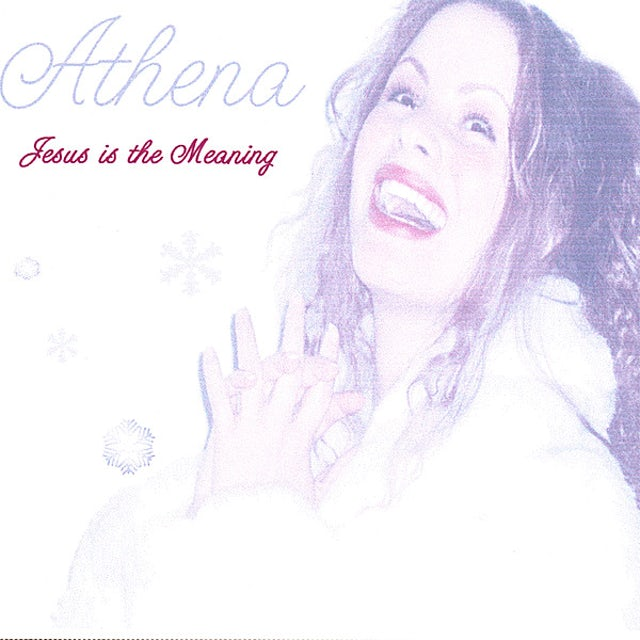 Athena JESUS IS THE MEANING CD