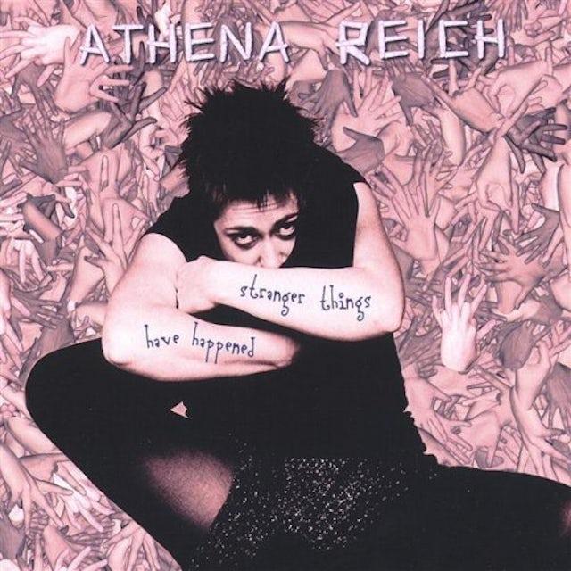 Athena Reich ATHENA UNDER ATTACK CD