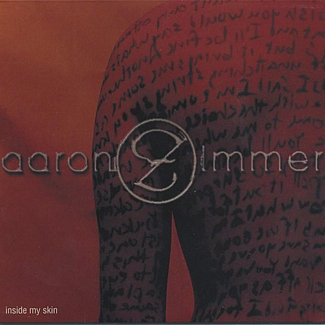 Aaron Zimmer INSIDE MY SKIN CD