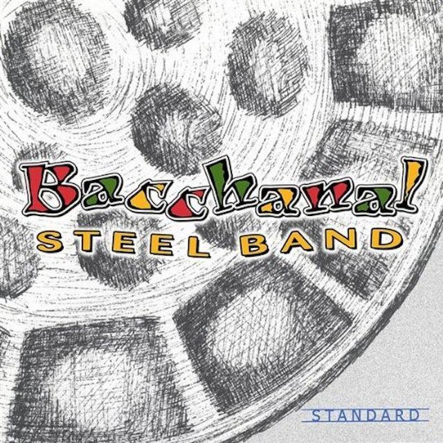 Bacchanal Steel Band STANDARD CD