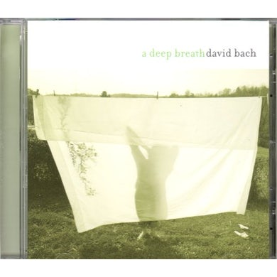 David Bach DEEP BREATH CD