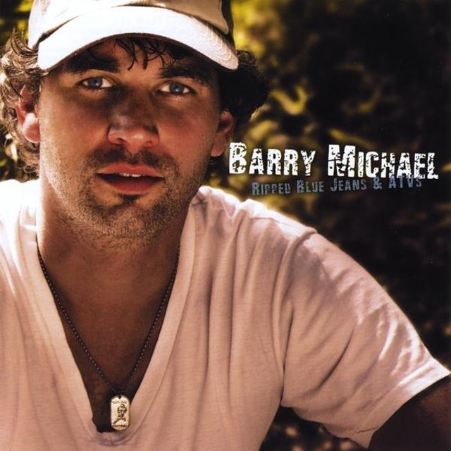 BARRY MICHAEL RIPPED BLUE JEANS & ATVS CD