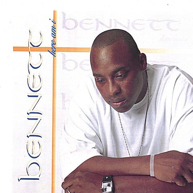 Bennett HERE AM I CD