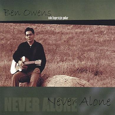 Ben Owens NEVER ALONE CD