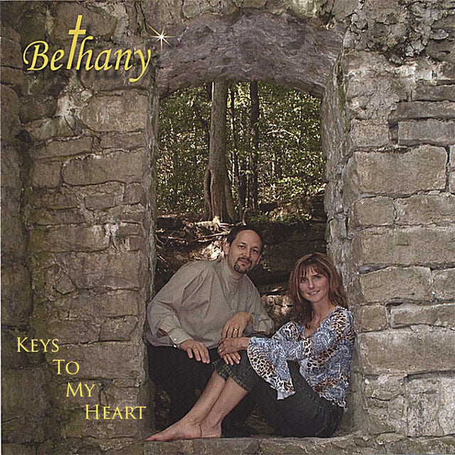 Bethany KEYS TO MY HEART CD