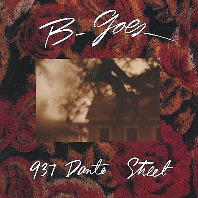 Andi Hoffmann & B-Goes 937 DANTE STREET CD