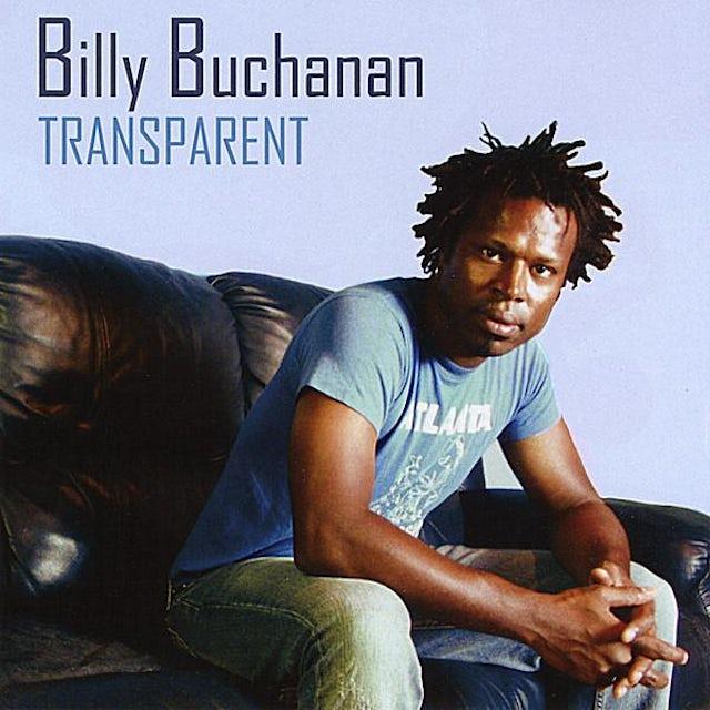 Billy Buchanan TRANSPARENT CD