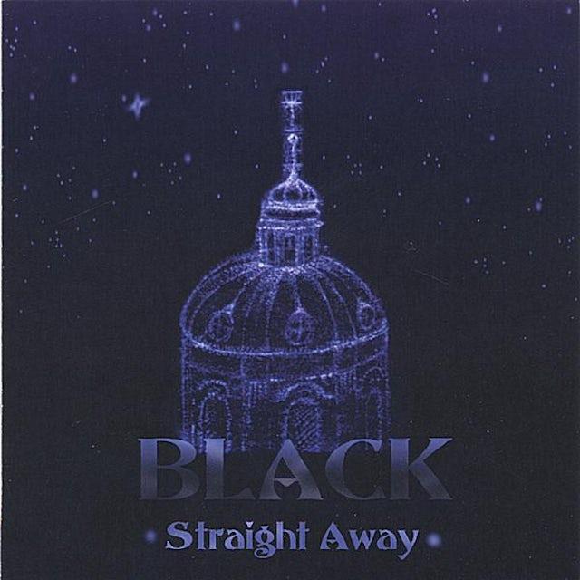 Black STRAIGHT AWAY CD