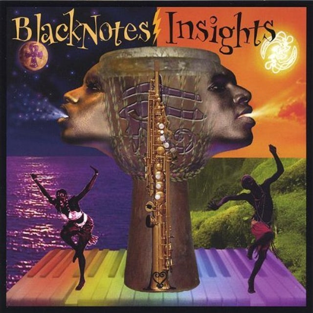 BlackNotes INSIGHTS CD