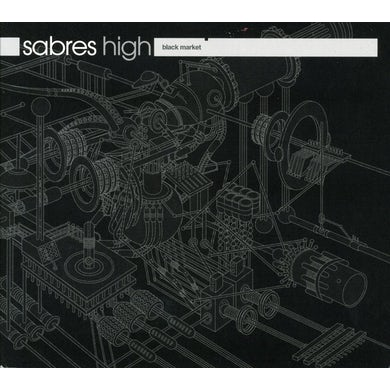 Black Market SABRES HIGH CD