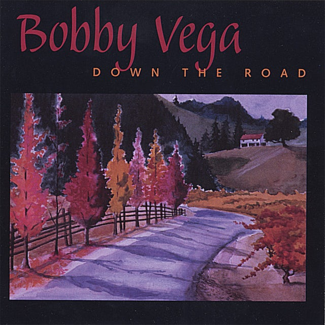 Bobby Vega DOWN THE ROAD CD