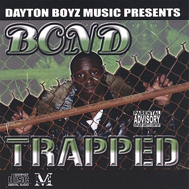 Bond TRAPPED CD