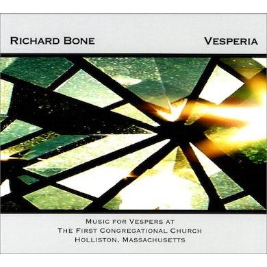 Richard Bone VESPERIA CD