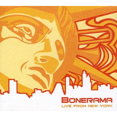 Bonerama LIVE FROM NEW YORK CD