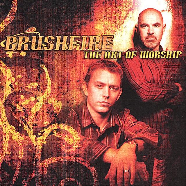Brett Rush BRUSHFIRE CD