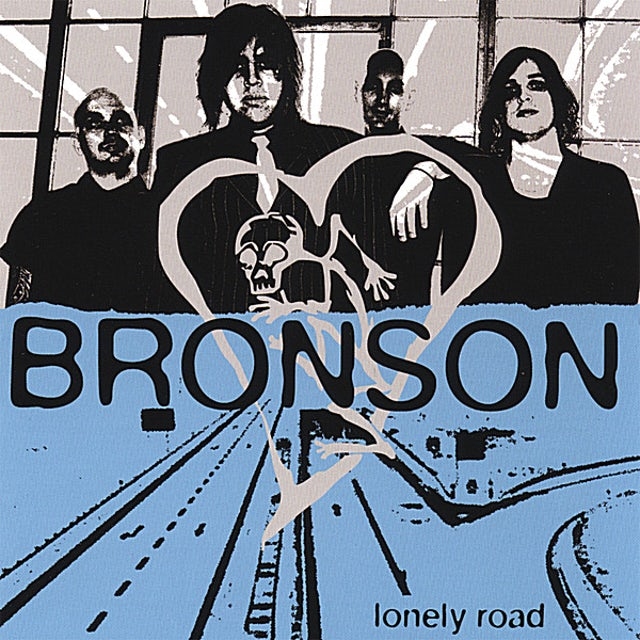 Bronson LONELY ROAD CD