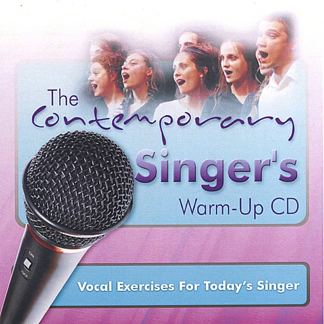 Dave Brown CONTEMPORARY SINGER'S WARM-UP CD CD