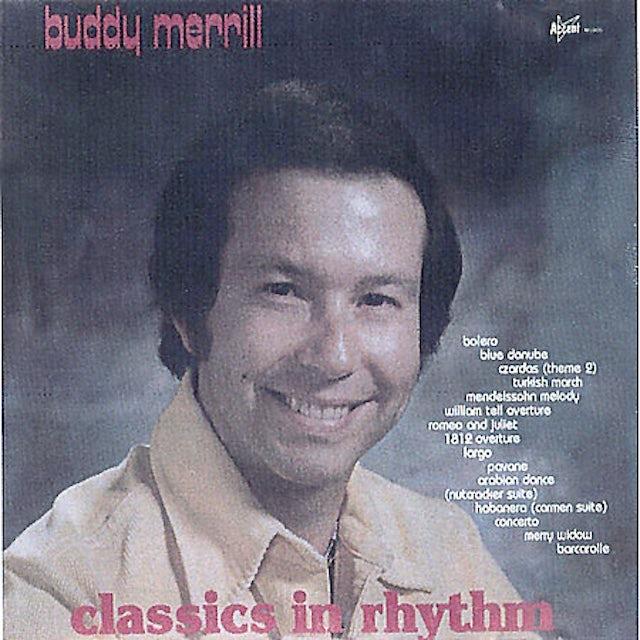 Buddy Merrill CLASSICS IN RHYTHM CD