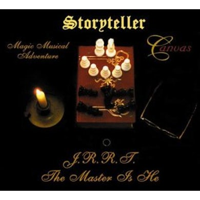 Canvas STORYTELLER CD