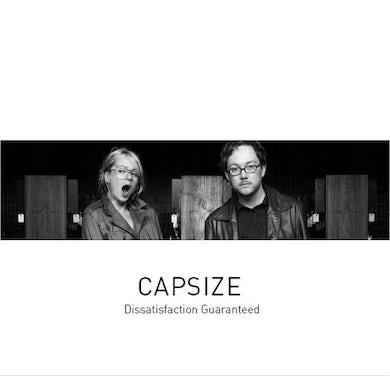 Capsize DISSATISFACTION GUARANTEED CD