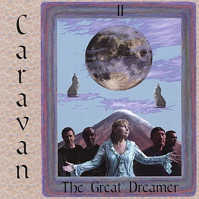 Caravan GREAT DREAMER CD