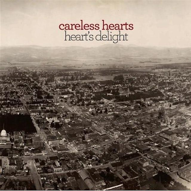 Careless Hearts HEART'S DELIGHT CD