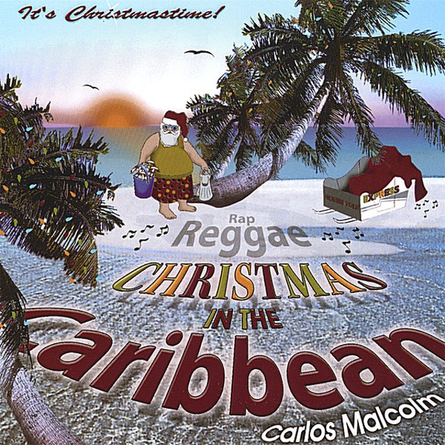 Carlos Malcolm CHRISTMAS IN THE CARIBBEAN CD