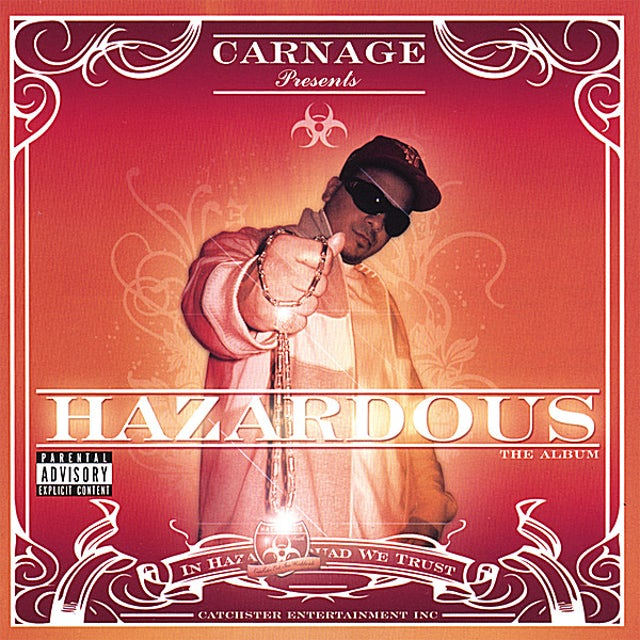 Carnage HAZARDOUS CD