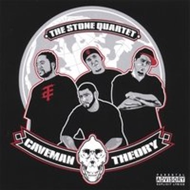 Caveman Theory STONE QUARTET CD