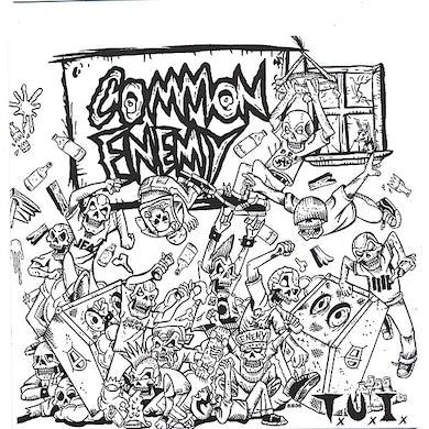 Common Enemy T.U.I. CD