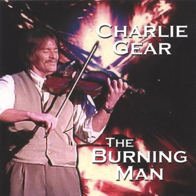 Charlie Gear BURNING MAN CD