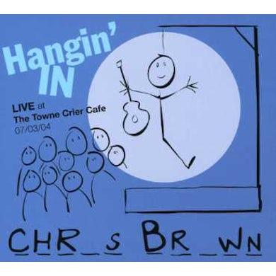 Chris Brown HANGIN IN CD