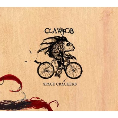 Clawjob SPACE CRACKERS CD