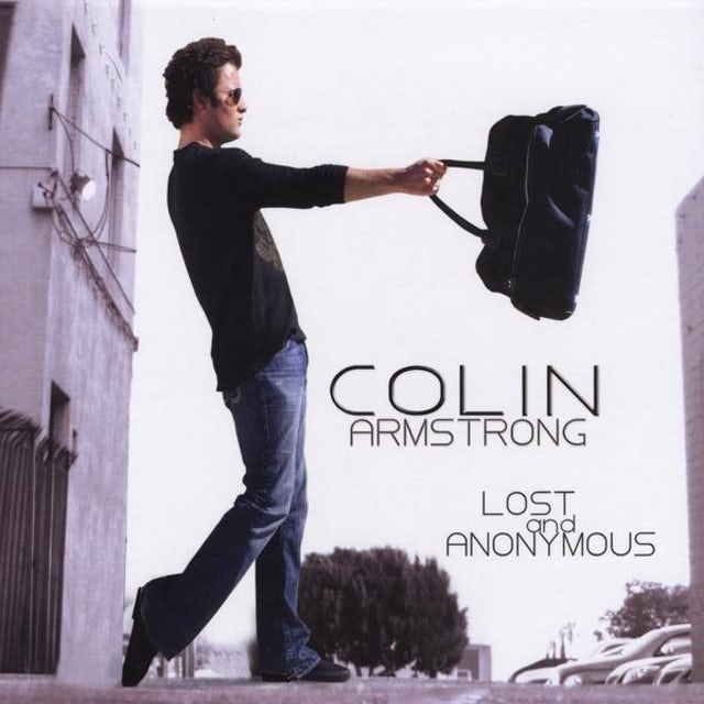 Colin Armstrong LOST & ANONYMOUS CD