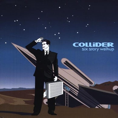 Collider SIX STORY WALK UP CD