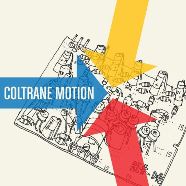 Coltrane Motion SONGS ABOUT MUSIC CD