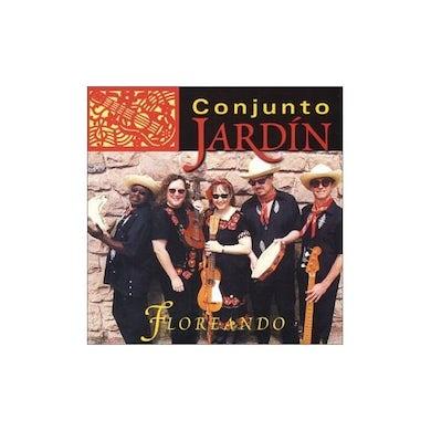 Conjunto Jardin FLOREANDO CD