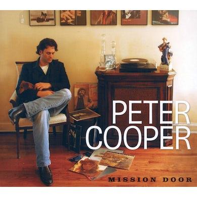 Peter Cooper MISSION DOOR CD