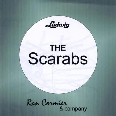 Ron Cormier & Company SCARABS CD