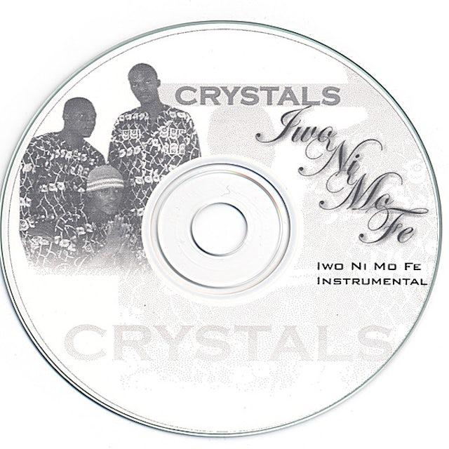 The Crystals IWO NI MO FE CD