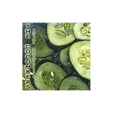 Cucumbers TOTAL VEGETILITY CD